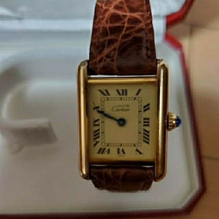 カルティエ(Cartier)のカルティエ マストタンク(腕時計)
