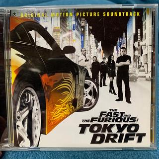 ワイルド・スピードX3 TOKYO DRIFT オリジナル・サウンドトラック(映画音楽)