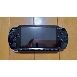 プレイステーションポータブル(PlayStation Portable)のPSP 1000 メモリースティック32GB ソフト12本付き(携帯用ゲーム機本体)