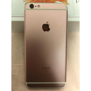 アイフォーン(iPhone)のiphone6plus 64GB ローズゴールド ジャンク 本体(スマートフォン本体)