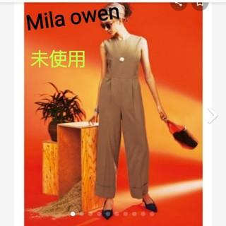 Mila Owen - 未使用 ミラオーウェン Mila Owen ロールアップオールインワン