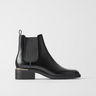 ZARA - ZARA ショート ブーツ 新品 未使用 タグ付