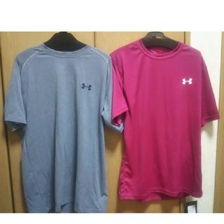 アンダーアーマー(UNDER ARMOUR)のアンダーアーマー Tシャツ2枚セット(ウォーキング)