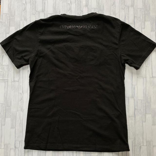 Emporio Armani(エンポリオアルマーニ)の『最終値下げ』¥5480→¥3200エンポリオアルマーニ Tシャツ ユニセックス メンズのトップス(Tシャツ/カットソー(半袖/袖なし))の商品写真