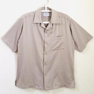 STUDIOUS - STUDIOUS オープンカラーシャツ 半袖シャツ M TOKYO