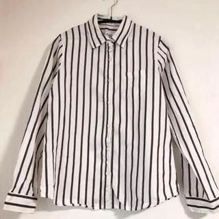 アルシーヴ(archives)のカスケードストライプシャツ(シャツ/ブラウス(長袖/七分))