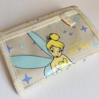 ディズニー(Disney)のディズニー ティンカーベル 折り畳み財布(財布)