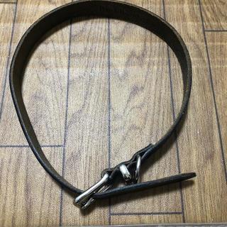 ラルフローレン(Ralph Lauren)のラルフローレン 黒色革ベルト(ベルト)