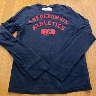 アバクロンビーアンドフィッチ(Abercrombie&Fitch)のアバクロ ロンT Lサイズ(Tシャツ/カットソー(七分/長袖))