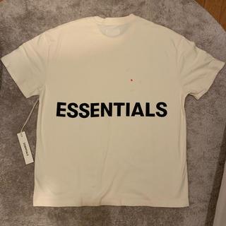 フィアオブゴッド(FEAR OF GOD)のFOG  ESSENTIALS Tシャツ XS FEAR OF GOD ロゴ(Tシャツ/カットソー(半袖/袖なし))