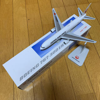 ジャル(ニホンコウクウ)(JAL(日本航空))のJAL 1/200プラモデル  すぐ発送できます!(模型/プラモデル)