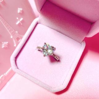 アンクルージュ(Ank Rouge)のprincess heart ring(リング(指輪))