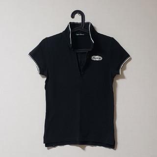 ヒステリックグラマー(HYSTERIC GLAMOUR)の【HYSTERIC GLAMOUR】ヒステリックグラマー レディースポロシャツ(ポロシャツ)