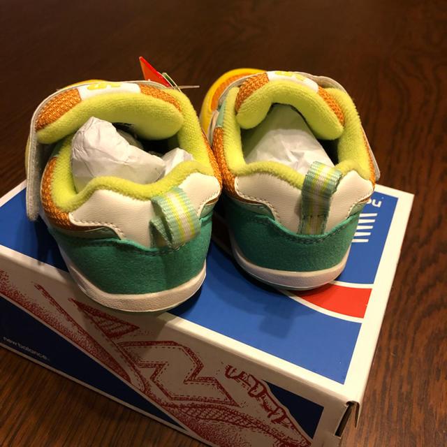 New Balance(ニューバランス)のニューバランス新品未使用13.5センチ キッズ/ベビー/マタニティのベビー靴/シューズ(~14cm)(スニーカー)の商品写真