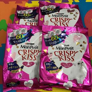 Nestle - モンプチ シーフードセレクト  60袋×4