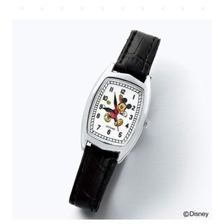 Disney - otona MUSE 付録 ミッキー腕時計