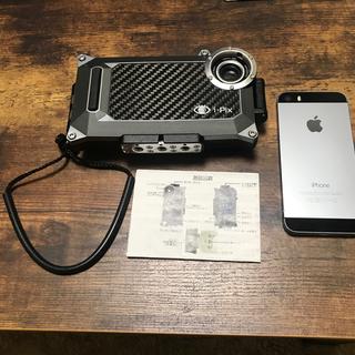 アイフォーン(iPhone)の☆TOMCATさん専用☆ iPhone5/5S/5C用 水中 ハウジング カメラ(マリン/スイミング)