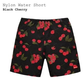 Supreme - Supreme Nylon Water Short Black Cherry M