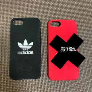 アディダス(adidas)のiPhoneケース adidas iPhone8 (iPhoneケース)