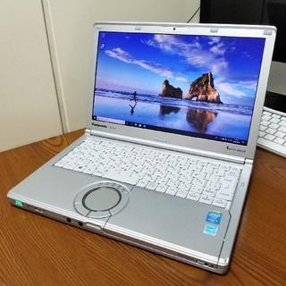 パナソニック(Panasonic)の良品 レッツノートCF-SX3 MS office付(ノートPC)