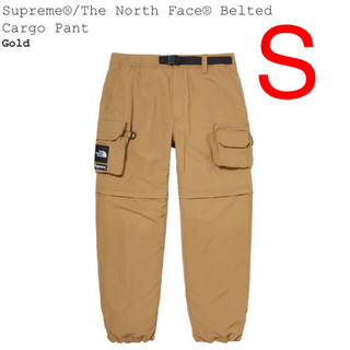 Supreme - S Supreme North Face Belted Cargo Pant