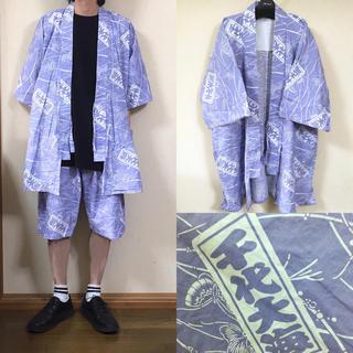 コムデギャルソン(COMME des GARCONS)の千代大海 浴衣 ガウン 羽織り 着物 セットアップ 相撲 甚平(シャツ)