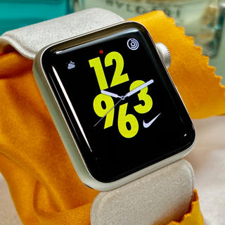Apple Watch - Apple Watch Series 2 Nike (GPS) 38MM