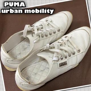 プーマ(PUMA)の送料込 プーマ スニーカー 白(スニーカー)