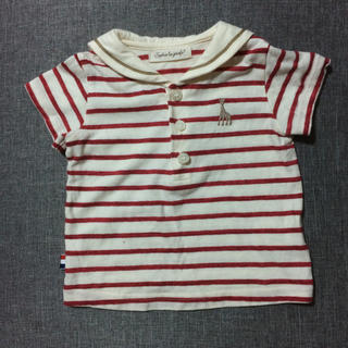 NARUMIYA INTERNATIONAL - セーラーシャツ 80 キリンのソフィー