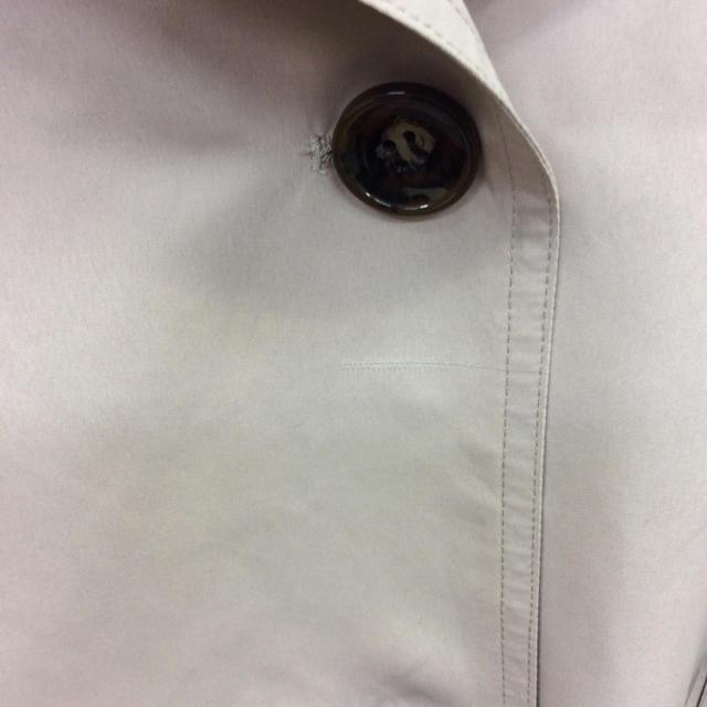 GRL(グレイル)の【新品】訳ありGRLラグランスリーブ ベーシックトレンチコートM レディースのジャケット/アウター(トレンチコート)の商品写真
