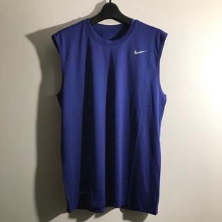NIKE - 《新品》ナイキ ノースリーブシャツ Lサイズ