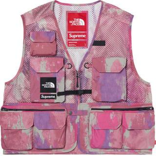 シュプリーム(Supreme)のSサイズ supreme the northface cargo vest(ベスト)