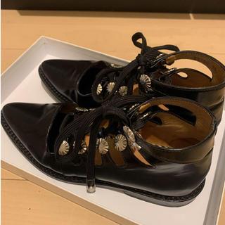 トーガ(TOGA)のTOGA PULLA レースアップシューズ(ローファー/革靴)