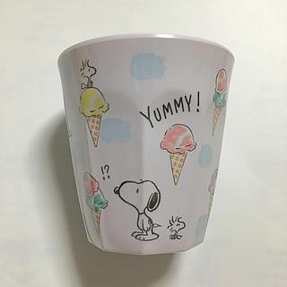 スヌーピー(SNOOPY)のメラミンカップ(キャラクターグッズ)