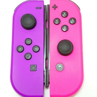 ニンテンドースイッチ(Nintendo Switch)の【動作確認済】Nintendo Switch Joy Con 本体 ジョイコン (その他)