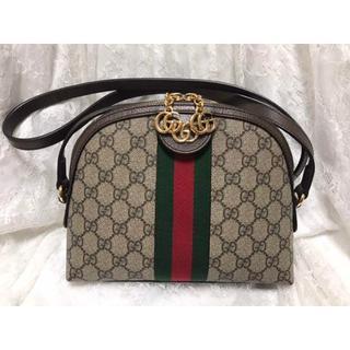 Gucci - GUCCI GGショルダーバッグ