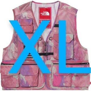 XL Supreme / The North Face Cargo Vest(ベスト)