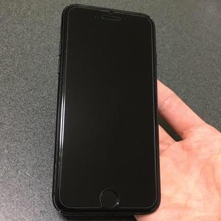 アイフォーン(iPhone)の即決最優先! 美品 SIMフリー iPhone7 256GB ジェットブラック(スマートフォン本体)