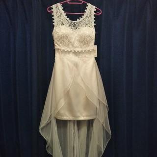 テールロングドレス