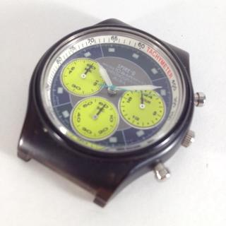 アルバ(ALBA)のALBA アルバ SPIRE-G クロノグラフ V654-7000 本体のみ(腕時計(アナログ))