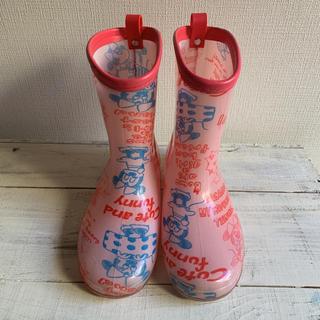 ブリーズ(BREEZE)のF.Okids 長靴 女の子 レインブーツ 20cm(長靴/レインシューズ)