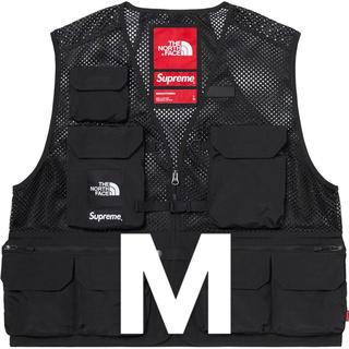 シュプリーム(Supreme)のSupreme The North Face Cargo Vest 黒 M(ベスト)