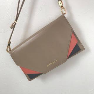 キラリー(KIRALY)の【KIRALY】ミニウォレットバッグ(財布)