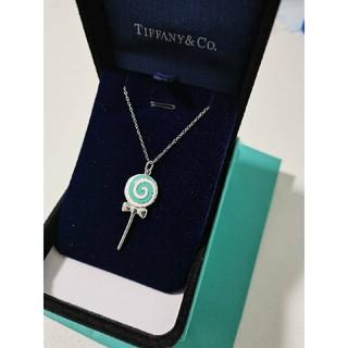 ティファニー(Tiffany & Co.)のTiffany & Co.アメのネックレス(ネックレス)