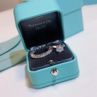 ティファニー(Tiffany & Co.)の素敵❤️ Tiffany リング 人気 指輪 レディース 14号(リング(指輪))