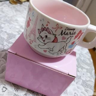 Disney - マリーちゃん、マグカップ
