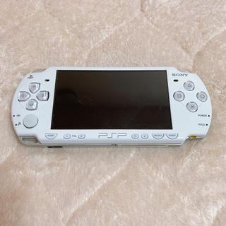 プレイステーションポータブル(PlayStation Portable)のPSP 2000 本体 ジャンク品(携帯用ゲーム機本体)