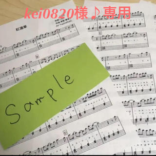 Kei0820様♪専用(ポピュラー)