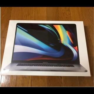 Mac (Apple) - 新品未使用MacBook Pro 16インチ  MVVJ2J/A
