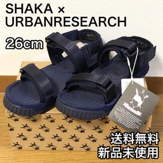 URBAN RESEARCH - 【新品】SHAKA URBANRESEARCH アーバンリサーチ サンダル 26